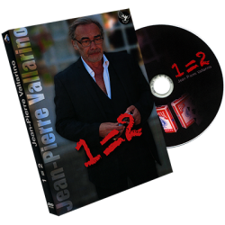 1=2 by Jean Pierre Vallarino, Gimmicks & DVD,...