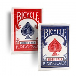 Bicycle Forcierspiel, Forcing Deck