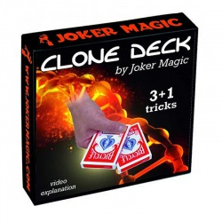 Clone Deck by Joker Magic