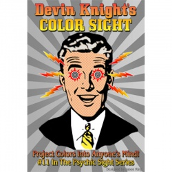 Color Sight by Devin Knight