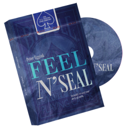 Feel N�Seal by Peter Eggink, Gimmick & DVD,...