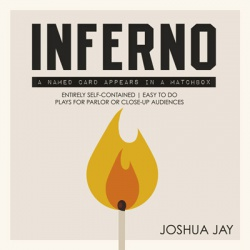 Inferno, by Joshua Jay, Gimmicks & DVD, Sprache:...