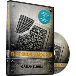 Intercessor 2.0. by Gaetan Bloom, Gimmick & DVD,...