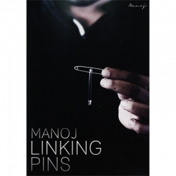Manoj Linking Pins, by Manoj Kaushal, Gimmicks & DVD,...