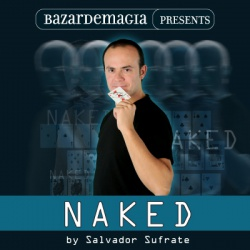 Naked, by Salvador Sufrate, Gimmick & DVD, Sprache:...