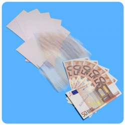 Paper to Money - Papier zu Geld
