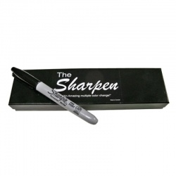 The Sharpen - Color changing Sharpie, Gimmick