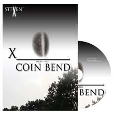 X Coin Bend by Steven X, DVD, Sprache: Englisch