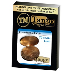 50 Cent Expanded Shell by Tango Magic