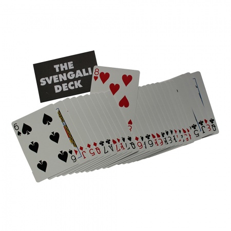 Bicycle Svengali Deck, Rider Backs