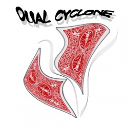 Dual Cyclone, by Paul Knight