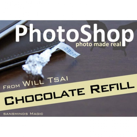 Refill PhotoShop - Chocolate Refill Pack
