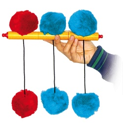 Pom Pom Monkey Bar