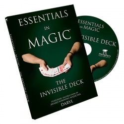 Essentials in Magic - The Invisible Deck DVD