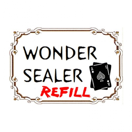 Refill: 30x Cellophan für Wonder Sealer