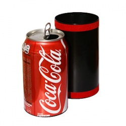 Coke Can Vanish - Verschwindende Cola-Dose