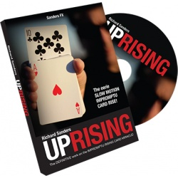 Uprising, by Richard Sanders - Improvisierter Kartensteiger