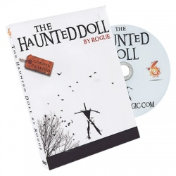 Haunted Doll, by Rogue, Gimmicks & DVD, Sprache: englisch