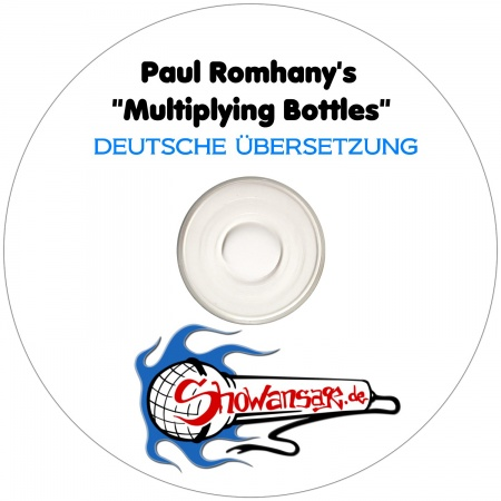 Audio-CD: Paul Romhanys Multiplying Bottles, Deutsche Version