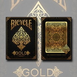 Bicycle Gold Deck - Limited Edition