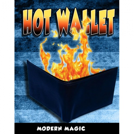 Hot Fire Wallet, Feuer-Brieftasche