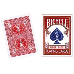 Bicycle Deck, Bicycle Cards (Old Case) Rot