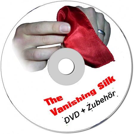 Vanishing Silk inkl. Gimmick + DVD, Sprache: deutsch