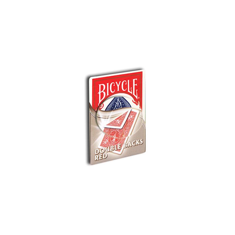 Bicycle Doppelrücken-Karten Rot-Rot  - Zaubertrick Zauberartikel Zaubertricks