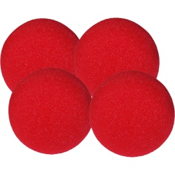 Sponge Balls, Super Soft by Albert Goshman Rot