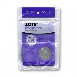 Sticky Dots (Zots) Mini: 4,7mm