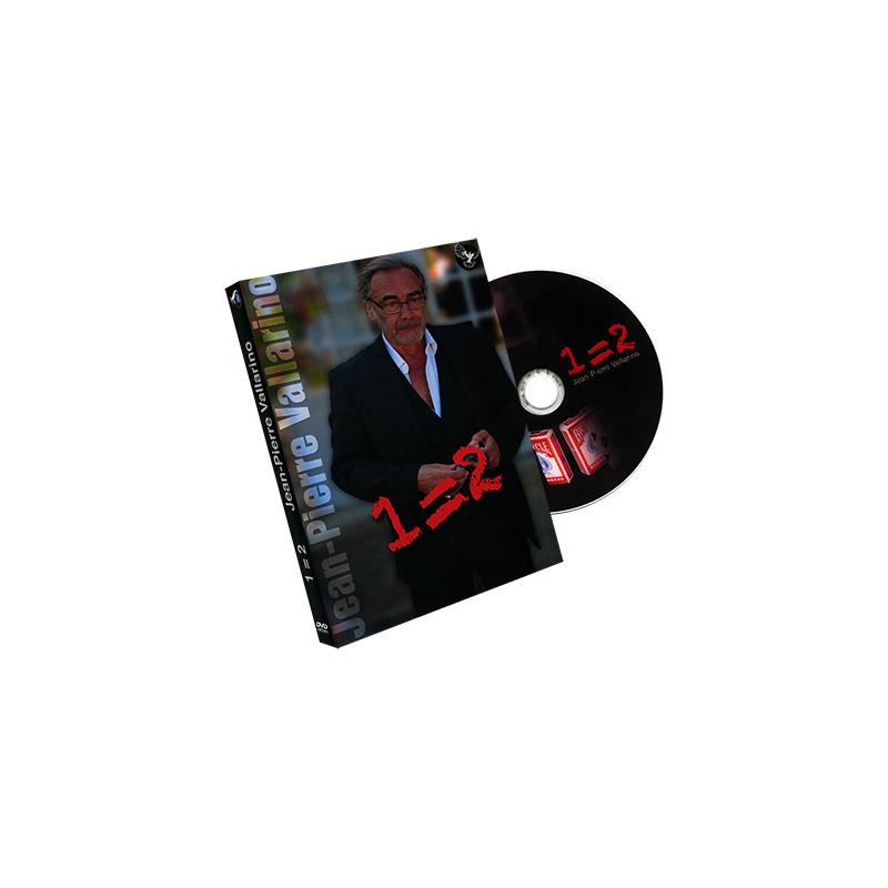 1=2 by Jean Pierre Vallarino - Zaubertrick Zauberartikel Zaubertricks
