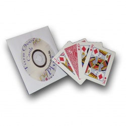 Turn over Cards Plus - Color Changing Backs