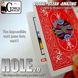 Hole 2.0 by Mickael Chatelain
