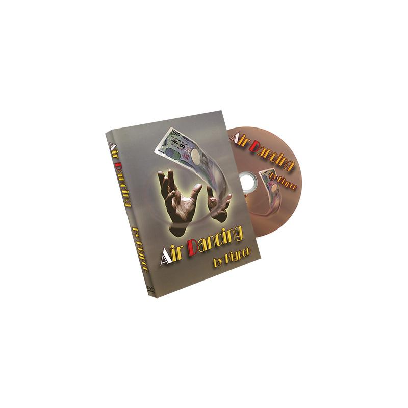 Air Dancing by Higpon, Gimmicks & DVD, Spache: Englisch - Zaubertrick Zauberartikel Zaubertricks