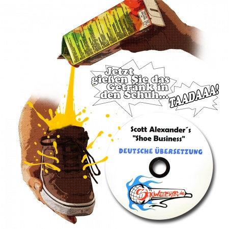 Scott Alexanders Shoe Business - Deutsche Version