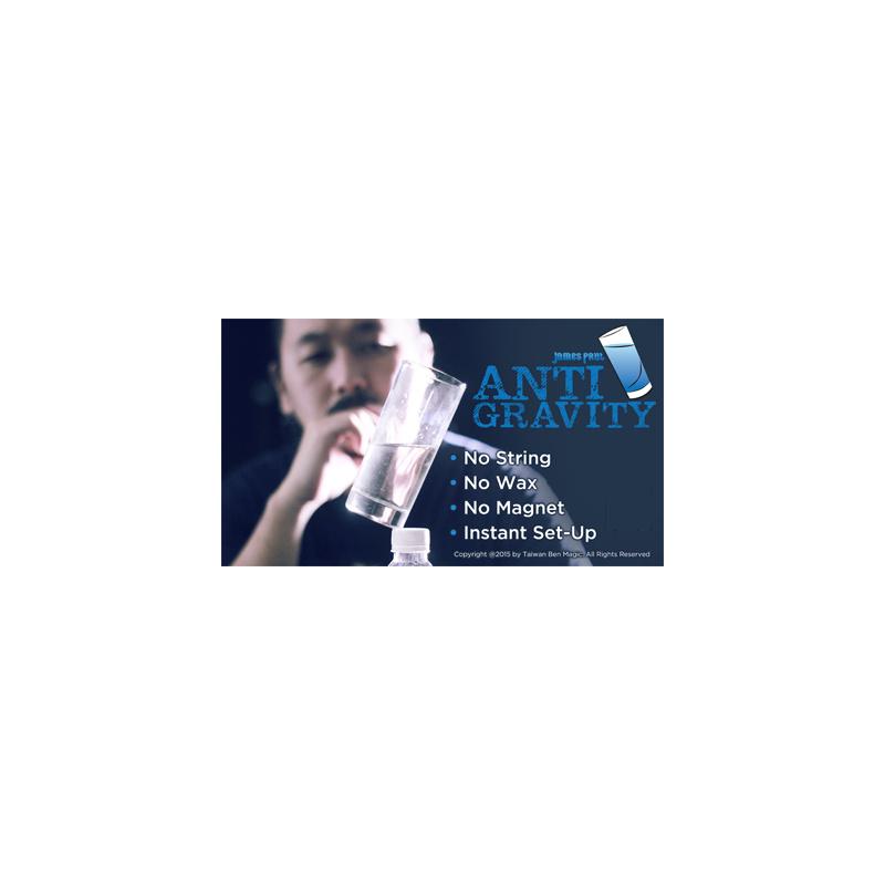 Antigravity by James Paul - Zaubertrick Zauberartikel Zaubertricks
