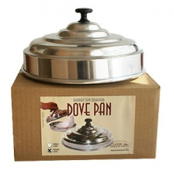 Dove Pan Double Load by Bazar de Magia