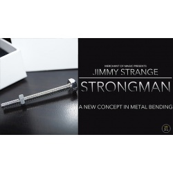 Strong Man, by Jimmy Strange