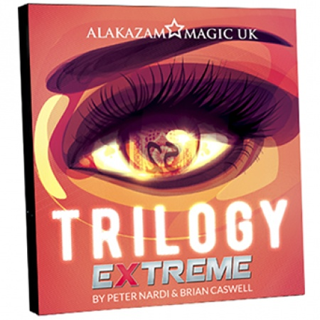 Trilogy Extreme, by Brian Caswell & Alakazam Magic