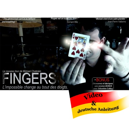Fingers by Mickael Chatelain