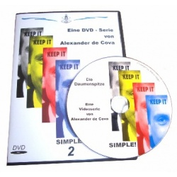 Die Daumenspitze - DVD (Keep It Simple) by Alexander de Cova