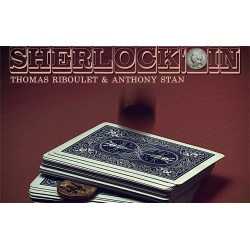 Sherlockoin by Thomas Riboulet and Anthony Stan