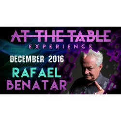 At The Table Live Lecture Rafael Benatar December 7th...