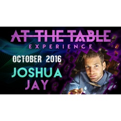 At The Table Live Lecture Joshua Jay October 19th 2016...