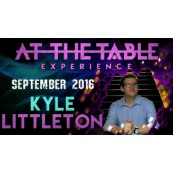 At The Table Live Lecture Kyle Littleton September 7th...