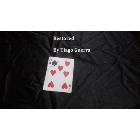 Restored by Tiago Guerra video DOWNLOAD