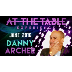 At the Table Live Lecture Danny Archer June 15th 2016...