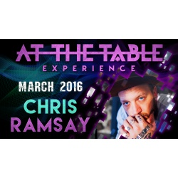 At the Table Live Lecture Chris Ramsay March 2nd 2016...