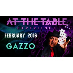 At the Table Live Lecture Gazzo February 3rd 2016 video...