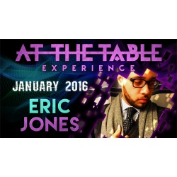 At the Table Live Lecture Eric Jones January 20th 2016...